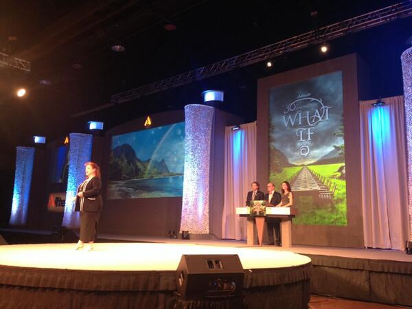 Climb every mountain. #AgFuture #Wow #MindBlown #amazingevent http://t.co/y1yy6CQocA