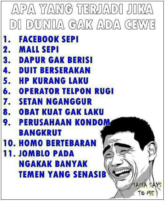 Funny Meme Indo : Meme funny indonesia officialmfii twitter