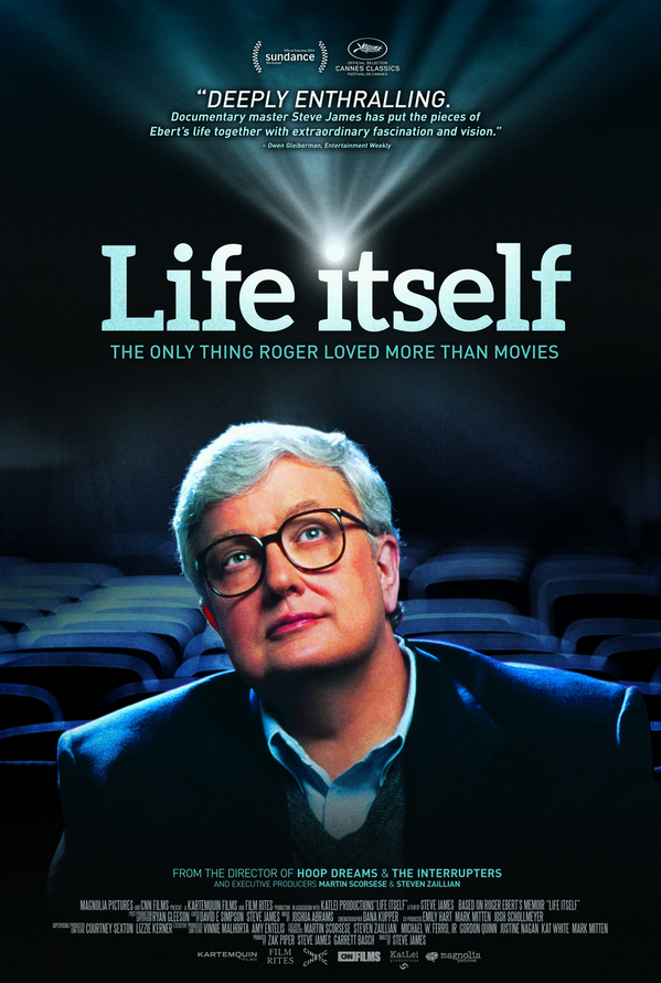 Thumbnail for Many thumbs up for the official trailer for Life Itself