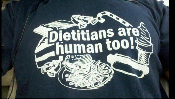 #Tattoo dilemma solved. :) RT @acplanells: Dietitians are humans too #rdchat #rd2be #nutrition #diet #wellness  http://t.co/lsgO22oQHu