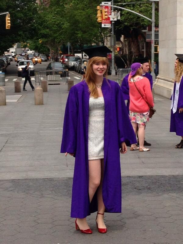 Contemporary Nyu Cap And Gown Picture Collection - Images for ...