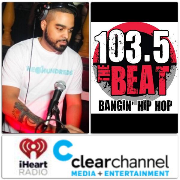 Catch me on @1035TheBEAT this Sat at 11am and Mon at 2pm! Memorial Wknd Mix 2014! http://t.co/s1i69r7O72
