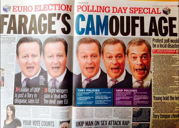Good morning. Here's what the Mirror have done to Dave and Nige http://t.co/wnVsWxzrOW