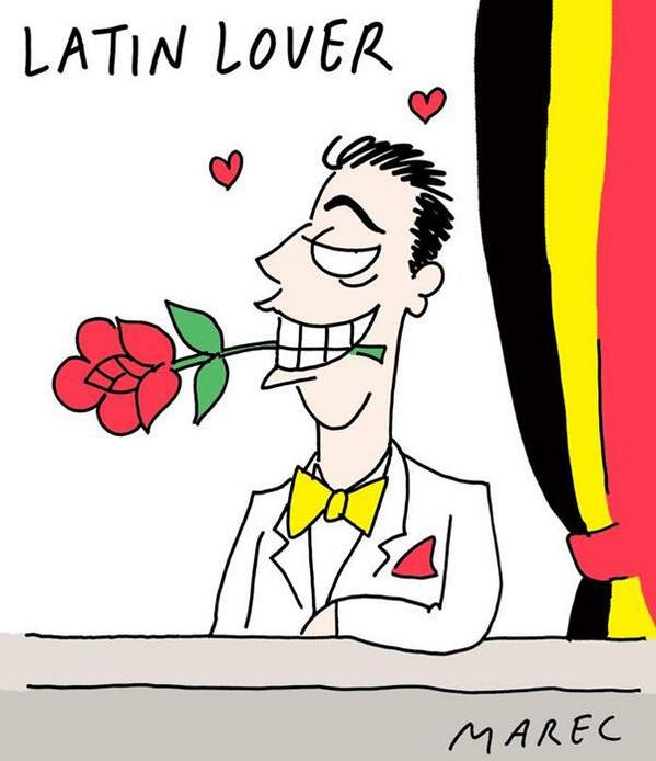 Michel Henrion On Twitter Bart De Wever Latin Lover Le Cartoon De Marec Nieuwsblad Sldb Be2505 Http T Co Ydcnkz2jp5