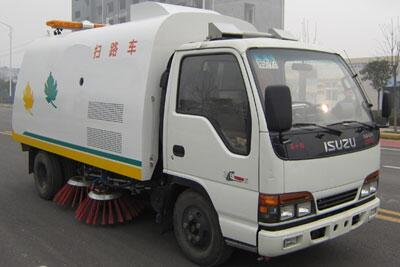 Low Comsumption METONG Multifunction Asphalt Distributor Truck