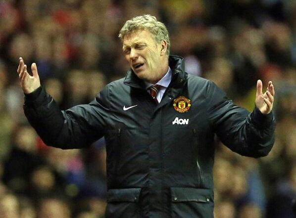 So David Moyes knows how to attack after all! Ex Man United boss speaks to police over alleged wine bar assault