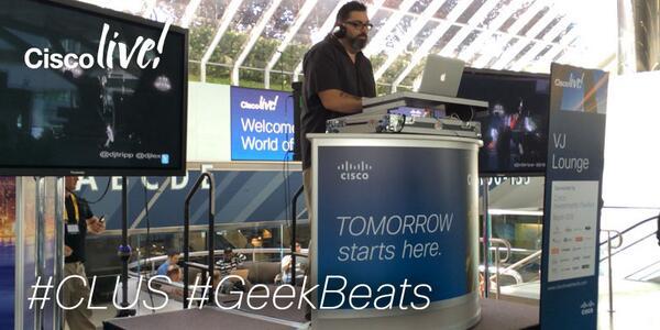 Thumbnail for Day 4: Cisco Live San Francisco 2014