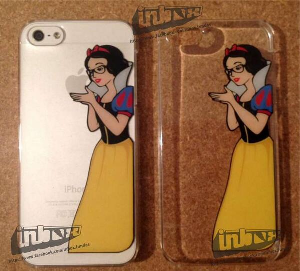 funda iphone 5s hipster