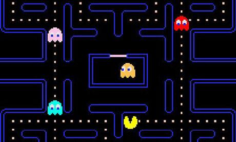 Did you know that Pac-Man was first launched on this day in 1980? Because it was. #geekyfacts http://t.co/4Kfk8gIDjx
