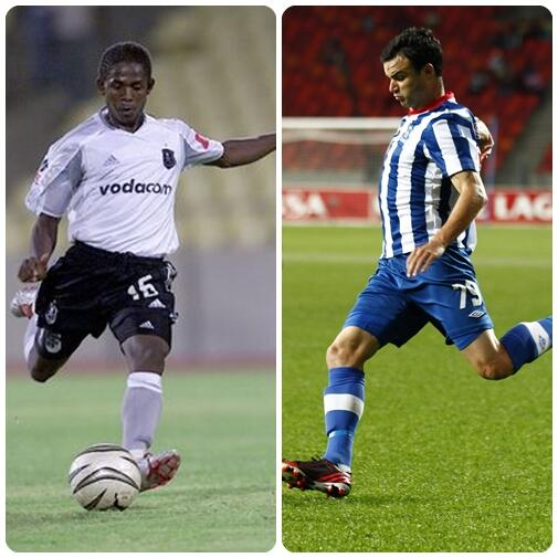 Lekoeleaa RT @OfficialPSL: Who is the KING of scoring free-kicks between Lekoelea & Sheppard? #TBT http://t.co/g0V6gyROgV