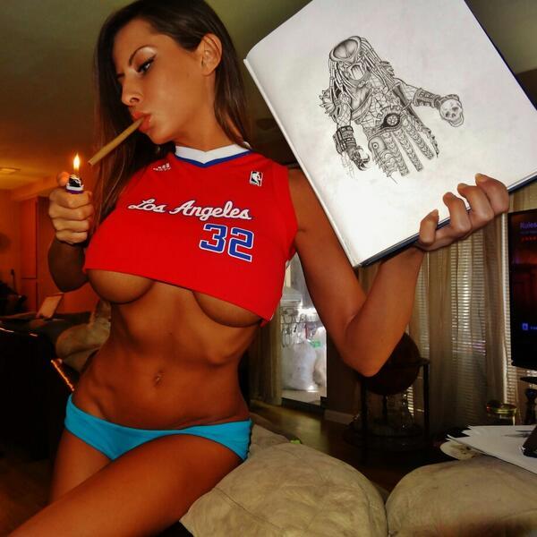 Madison Ivy  - Gonna be put predator doodle ebay blunts stonerdoodles twitter @Madison420Ivy