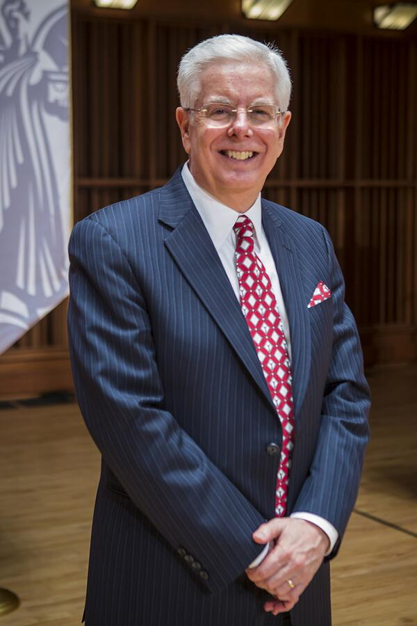 Paul W. Ferguson has been named our 15th president. #BSUP15 #OurBallState http://t.co/znWRIIl4RN