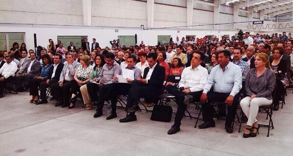 Con este proyecto se apalancará el crecimiento de las pequeñas empresas de la región @Paco_Olvera @gobiernohidalgo http://t.co/5H3obhgHnH