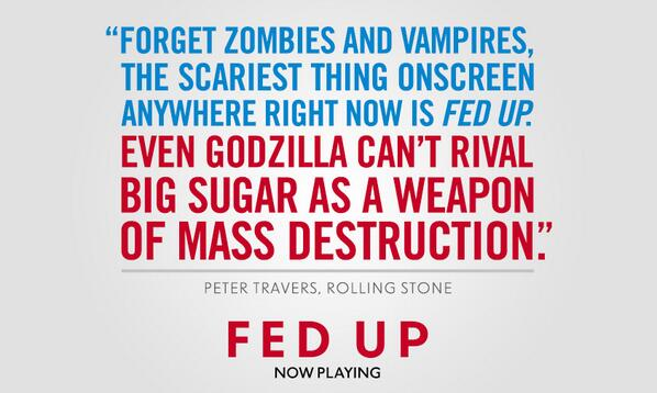 #FEDUPMovie: It's time to rethink scary movies. It's time to get real about food.