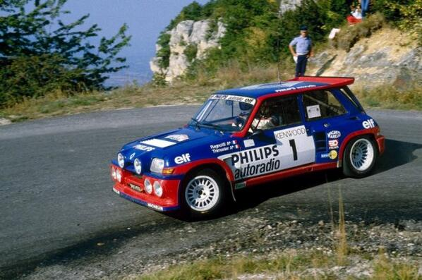 rally group b on twitter jean ragnotti pierre thimonier rally tour de france 1985. Black Bedroom Furniture Sets. Home Design Ideas