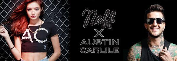 Have you seen the new #NeffxAustinCarlile Collection available at @Tillys? @austincarlile http://t.co/NfSifgMocK http://t.co/KqpD8dB7C4