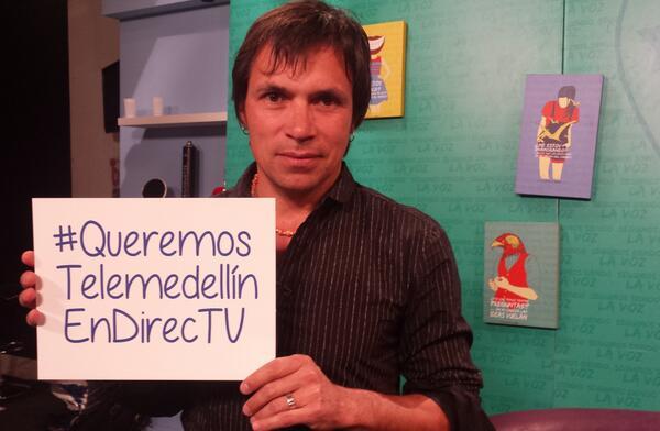 Todos deberían divertirse con nuestro show #QueremosTelemedellínEnDirectv @RAMIROMENESES @Telemedellin @DIRECTV http://t.co/HEALCeekxM