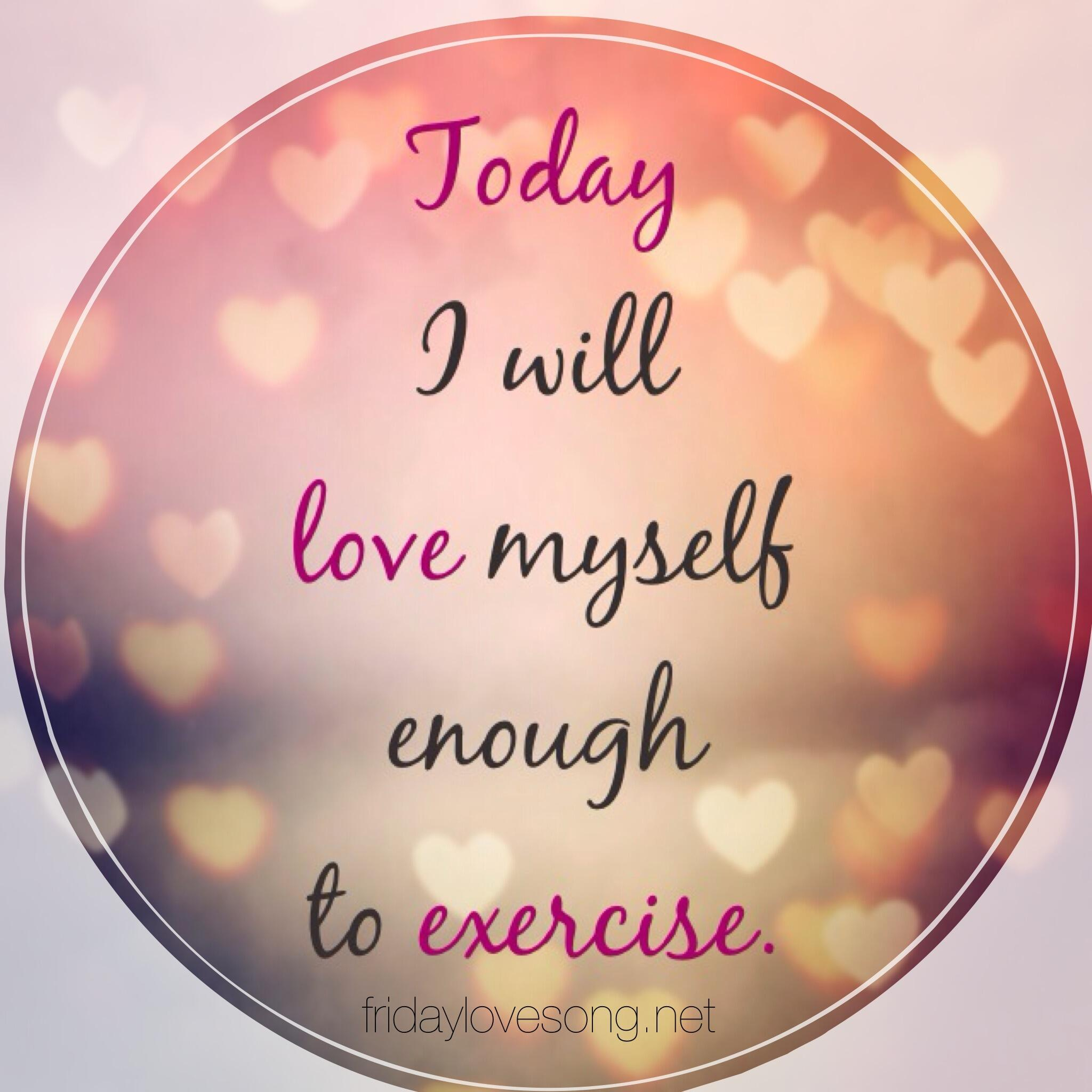 Twitter / FraijoManda: #Exercise because you want ...