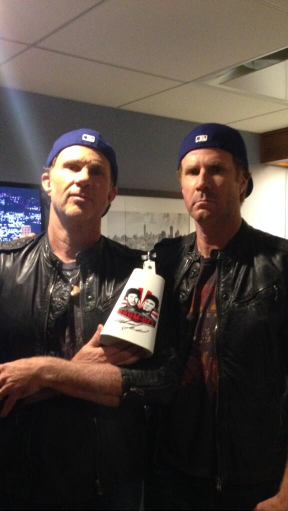 Chad Smith Just Tweeted This Photo Of Him With Will