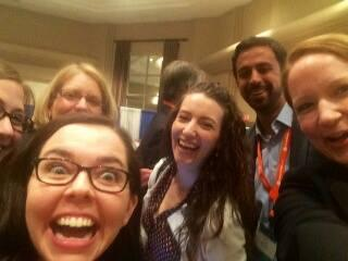 . @torimillerliu @jlsdesigner @ericapyatt @AsimMalikRM @SPatterson22 Our other selfie. The. Best. #amp14 http://t.co/iBxVtOiAtQ