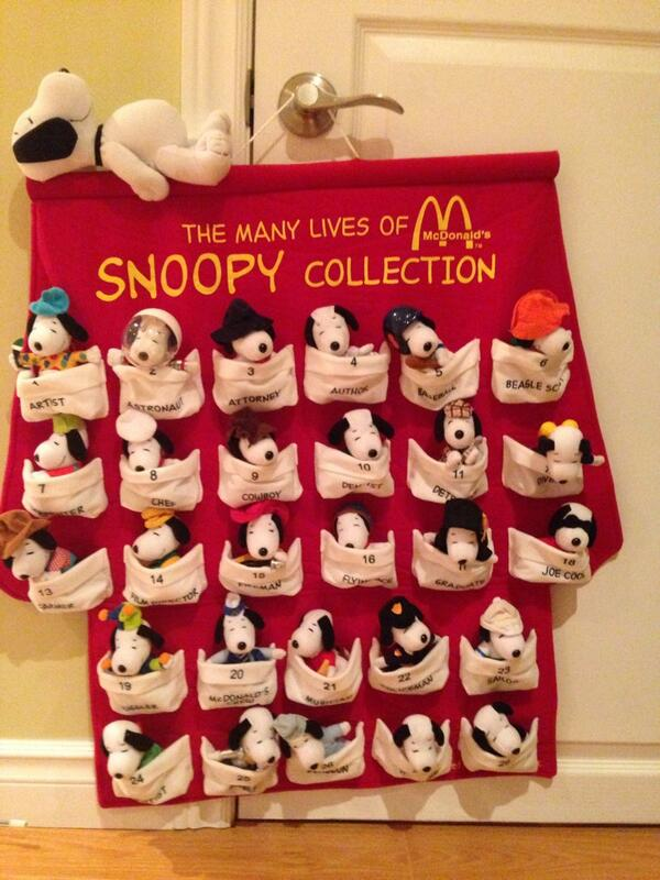 我很喜歡 #史努比 ,收藏了過千 #花生漫畫 物品,志同道合的請舉手。 I am a BIG #Snoopy fan & have 2K pieces of #Peanuts #collectibles. Anyone else? http://t.co/lRxPVKFasa