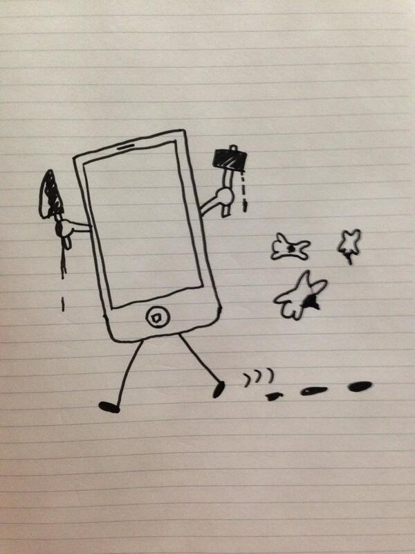 歩きスマホは危険です http://t.co/UeMCsKRhtm