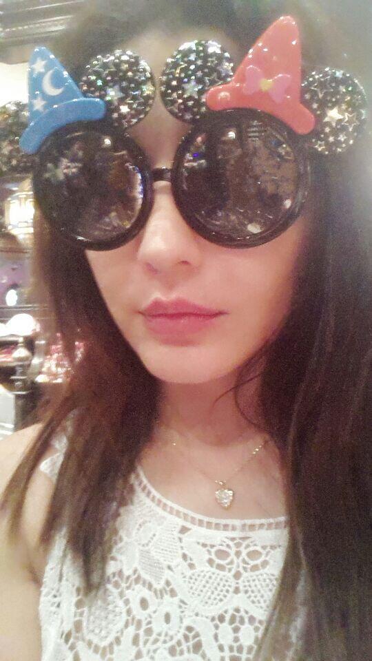 Kacamata baruku..aha!