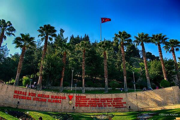 Kahramanmaraş (@marastanitim)  Twitter