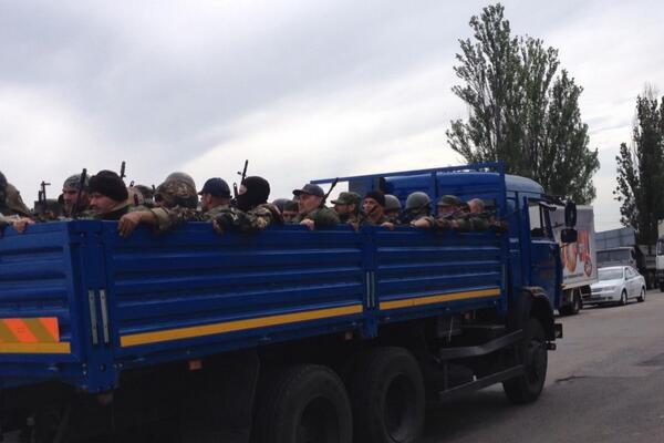 В Рубежном обстреляли здание вокзала, - Донецкая железная дорога - Цензор.НЕТ 884