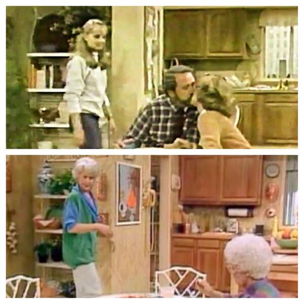 Golden Girls Kitchen Set