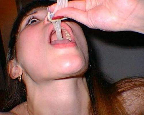 Cum party pics