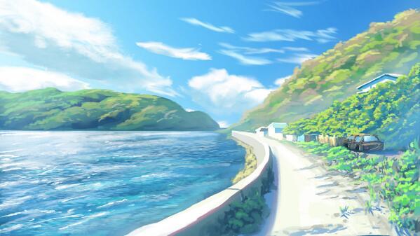 Unduh 73 Background Anime Street Gratis