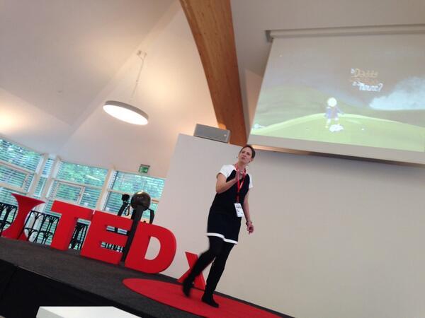 Bild-RT @heddergott: @missingdaddy Elke Barber inspiriert mit ihrer Geschichte und ihrem Buch. #tedxms http://t.co/3WoMbx2HAI