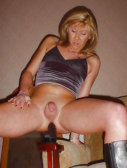 Travesti amateur