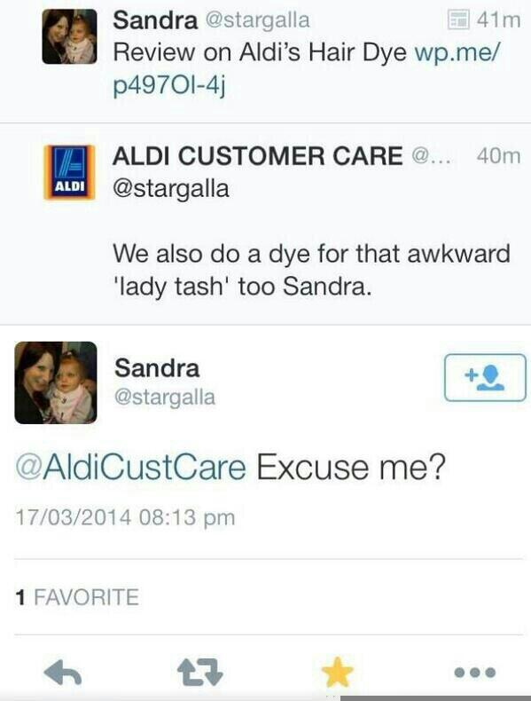 Customer Contacts Of Aldi