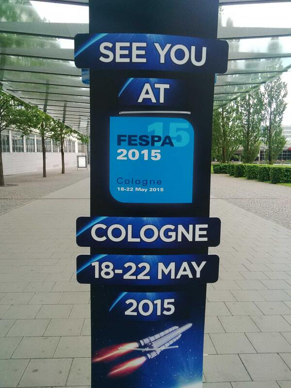 Thanks #fespadigital tweeters, you have helped make this show amazing for us all at FESPA - see you in Cologne http://t.co/MwmercztzK