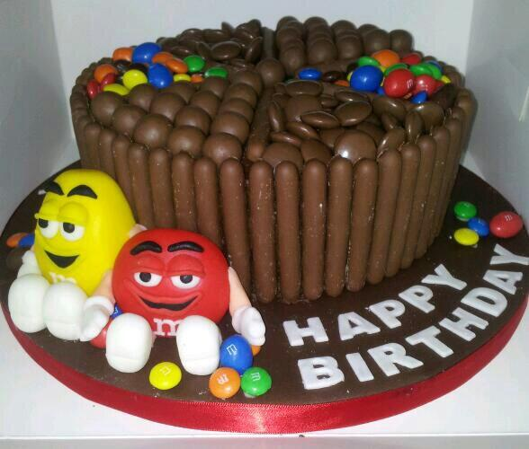 Fantastic Cakes From The Heart On Twitter Hope You Enjoy Your Mm Cake Funny Birthday Cards Online Bapapcheapnameinfo