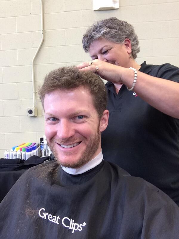 Dale Earnhardt Jr On Twitter Free Haircuts Jrmotorsports With