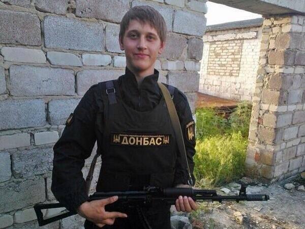 Луганские террористы похитили общественного активиста - Цензор.НЕТ 2634