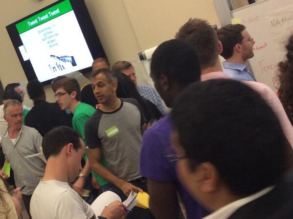 Time to vote on the pitches #swcambridge #edtech @AccelerateCam http://t.co/6h0R6XDrUF