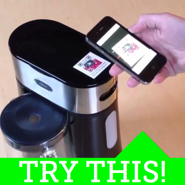 Attach how-to videos to physical objects around your workplace with the help of QR codes: http://t.co/vDNnX9BFBR http://t.co/f0mtZujkFK