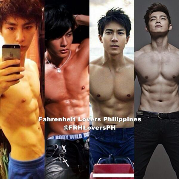 Can we request for a Fahrenheit reunion please... Huhu.. #AaronYan #JiroWang #WuChun #CalvinCehn http://t.co/wn748ZbKBT