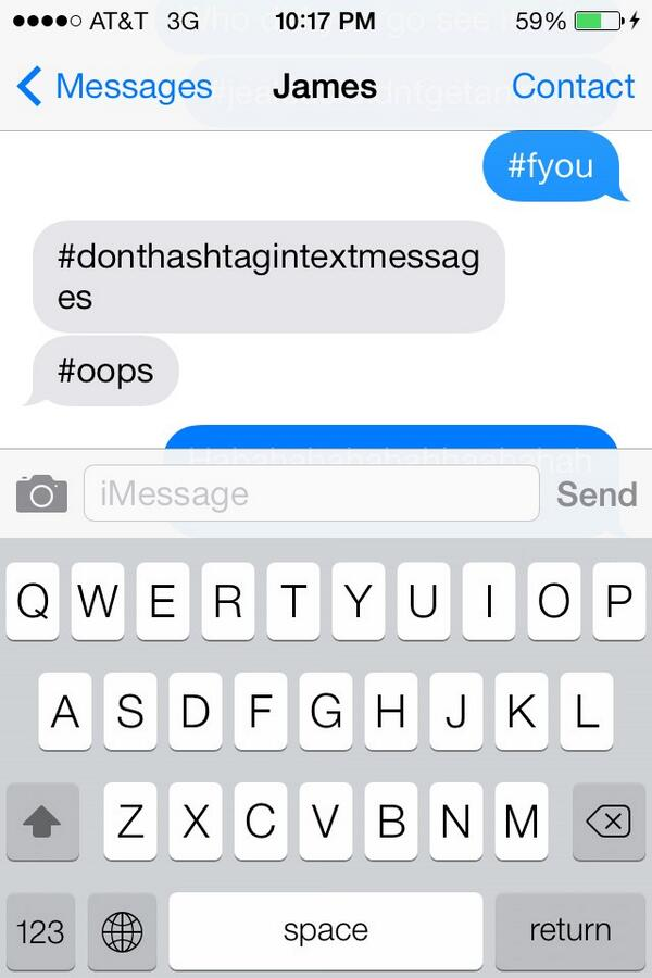 I feel like @ThisIsLafferty and my communication is starting to make real progress. http://t.co/JKt5B4C6B9