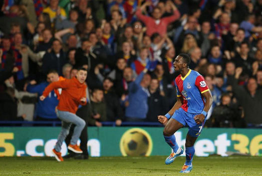 Crystal palace winger yannick bolasie turns 25 today  you can find