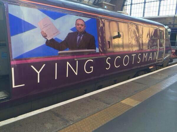 This is a tad unfortunate. Where was his PR? (Courtesy of @MSmithsonPB ). Hilarious though. http://t.co/8GPANJy6dX