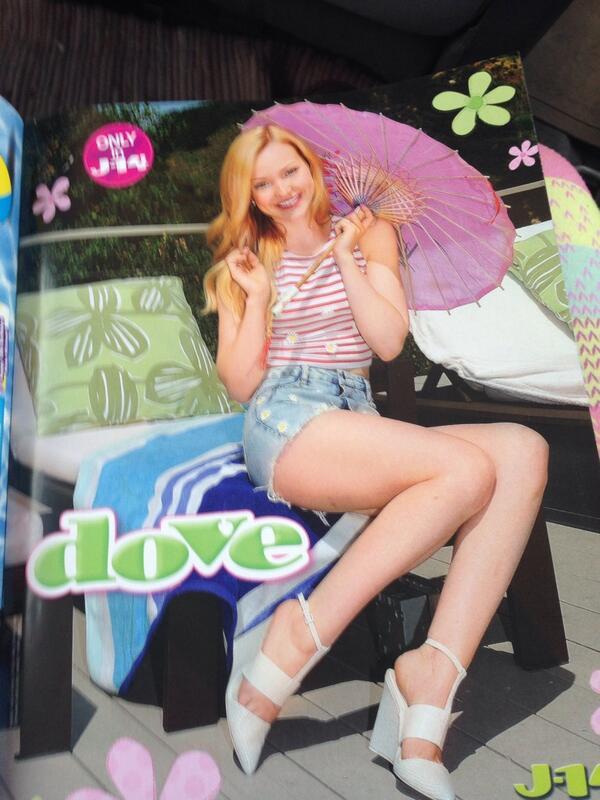 Dove Cameron Panties
