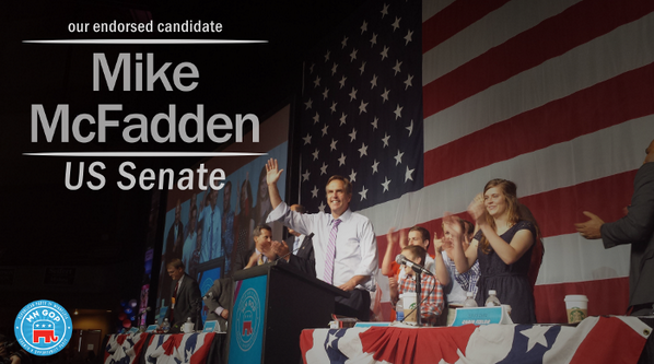 Congratulations to our endorsed candidate for US Senate, @MikeForMN! #mngop2014 http://t.co/R9xfDZfo4G