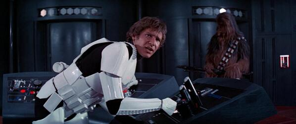 Star Wars On Twitter Boring Conversation Anyway Han Solo