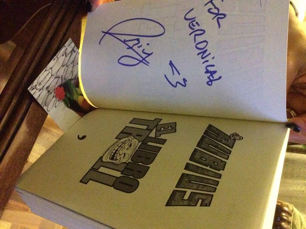 Dónde Comprar Los Libros De El Rubius: Rubius & Mangel (@FansRubiusOffic)