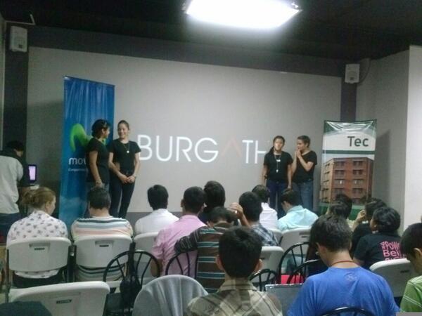 3ra presentación #netsquaredGT #Guatemala #Honduras, bonita introducción http://t.co/IPG3NsIYYU